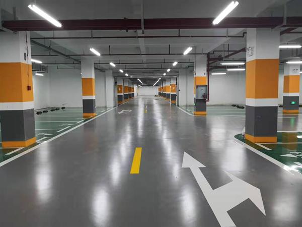 东风技术中心地下